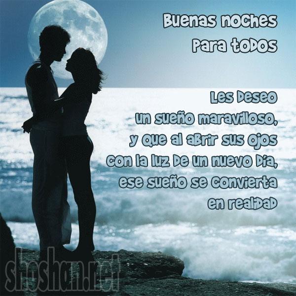 Imágen Y Frases De Buenas Noches Buenas Noches Para Todos