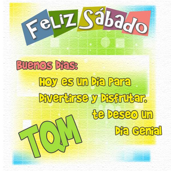 Imágenes Para Facebook Buenos Días Y Feliz Sábado