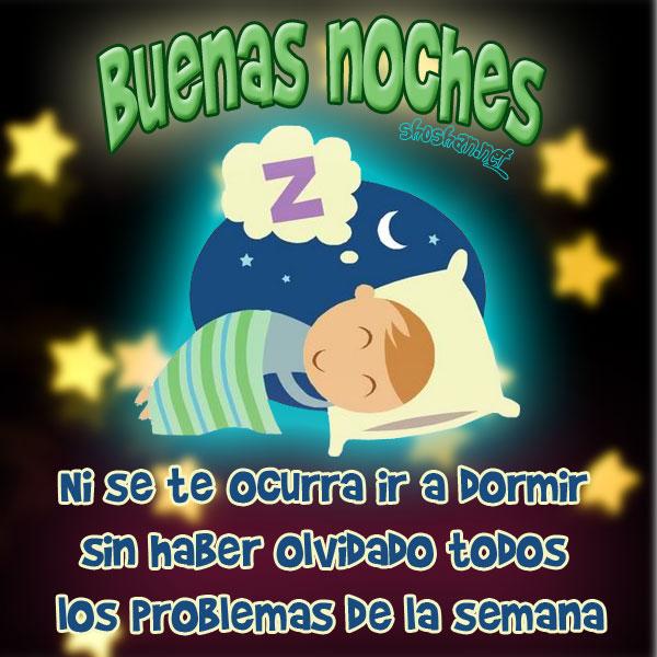 Imagen Gratis Para Moviles De Buenas Noches Descansa Y Olvida Todo