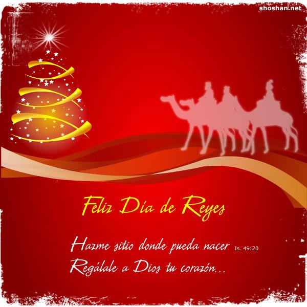 Imagen Gratis Para Desear Un Feliz Día De Reyes